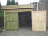 Garage voor meerdere wagens