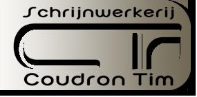 Logo Schrijnwerkerij Coudron